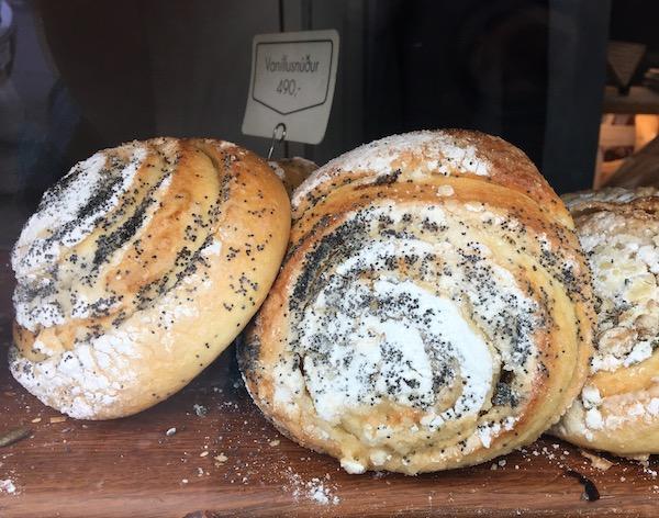 Braud bakery in Reykjavik