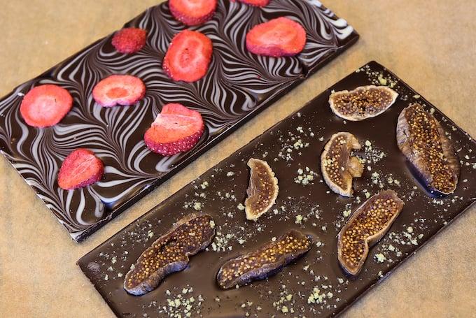 Lagusta's Luscious chocolate barks