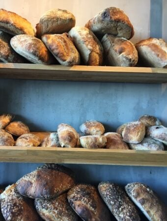 Sourdough bread in Reykjavik-Braud