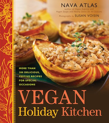 Vegan Holiday Kitchen by Nava Atlas