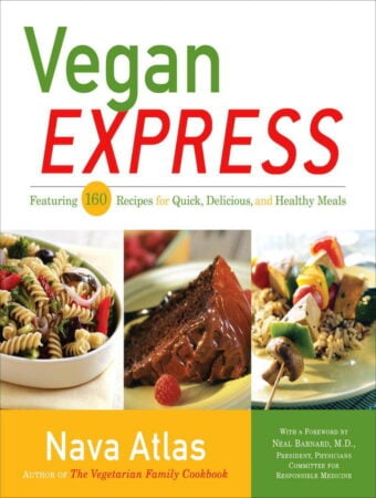 Vegan Express by Nava Atlas