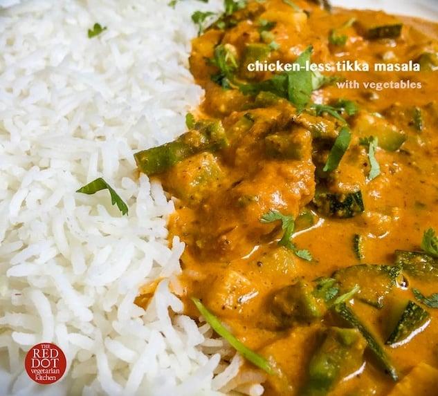 chicken-less tikka masala curry-the red dot, wurtsboro NY