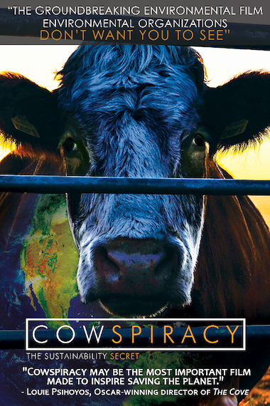 cowspiracy film poster