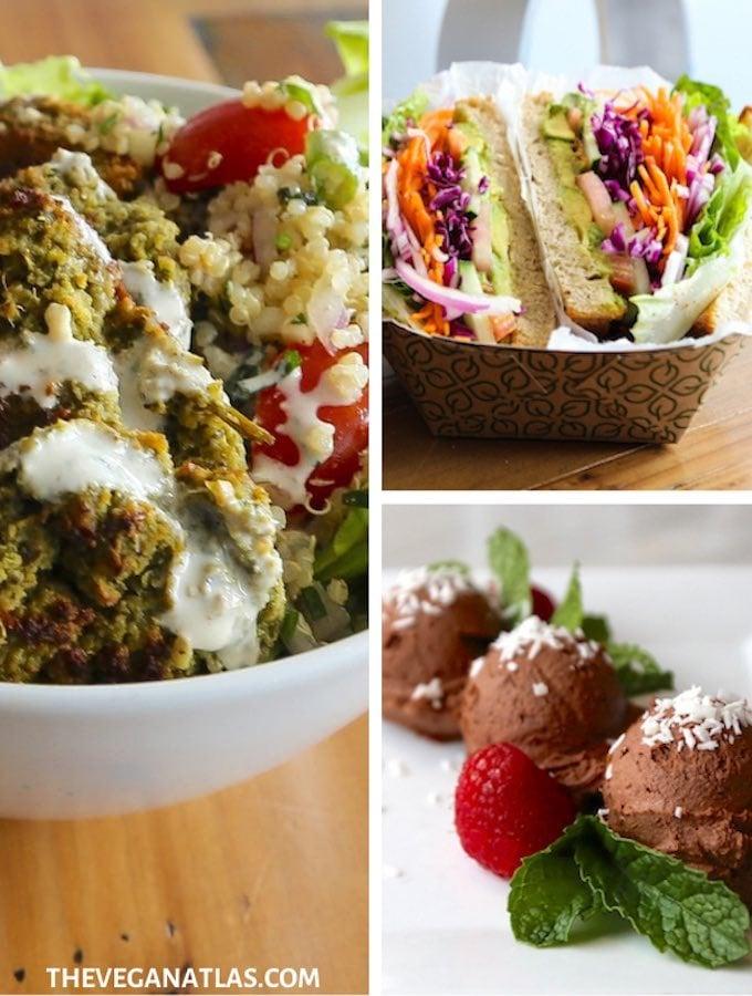 Vegetarian & vegan restaurants in the Hudson Valley