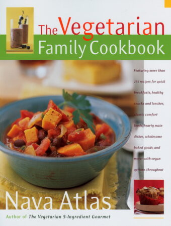 Vegetarian Family Cookbook by Nava Atlas