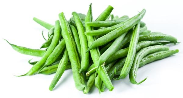 Green beans frozen