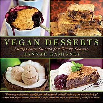 Vegan Desserts by Hannah Kaminsky