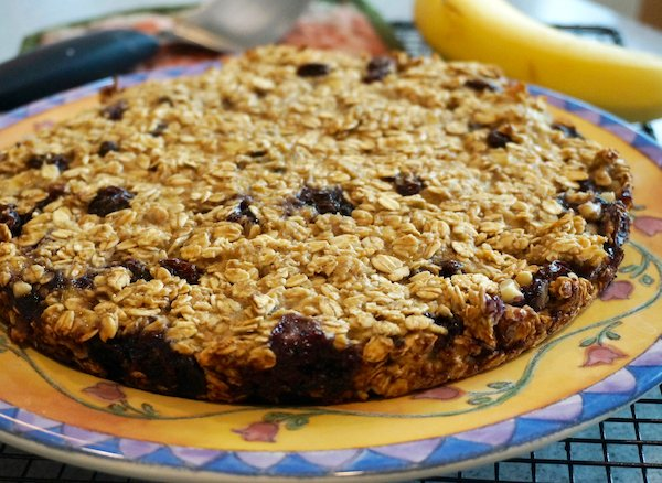 blueberry oat breakfast cake1