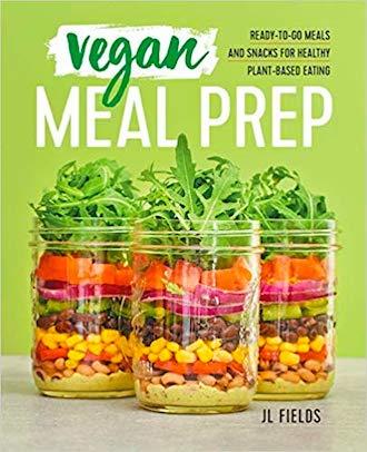 Vegan Meal Prep by JL Fields