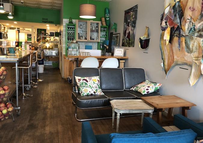 Consciousfork cafe, Warwick, NYi