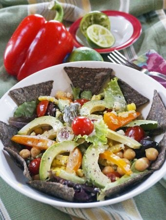 Tex-Mex Salad Bowl