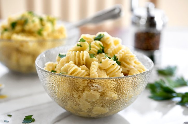 Vegan Cauliflower Alfredo Sauce recipe