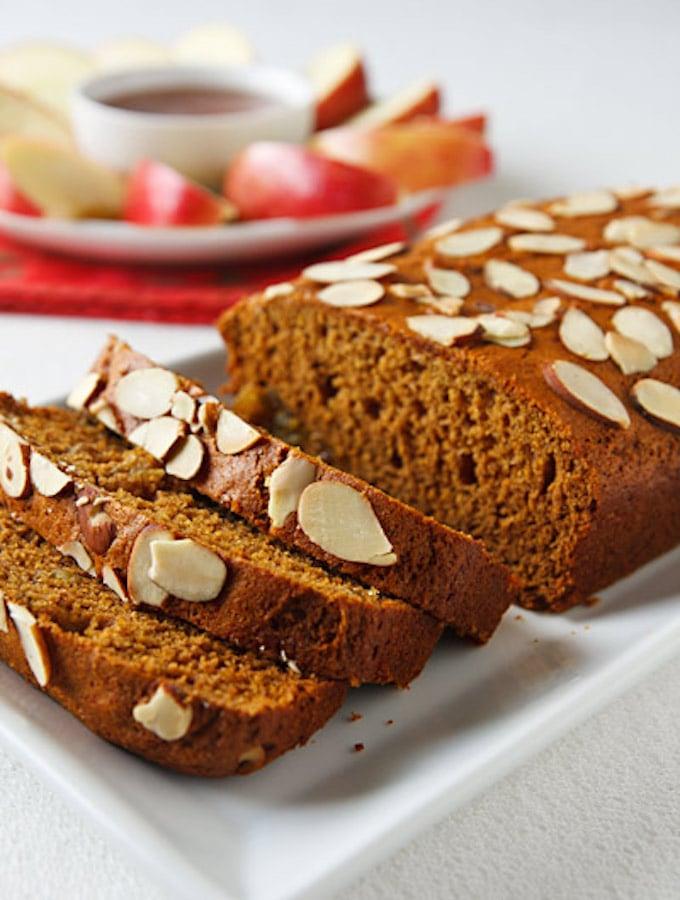 Vegan honey cake for Rosh Hashana