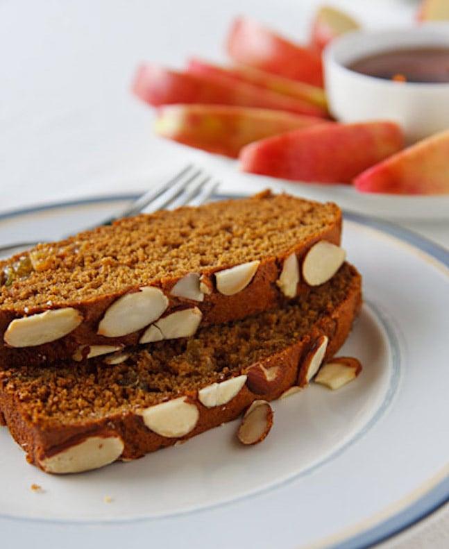 Vegan honey cake for the Jewish New Year