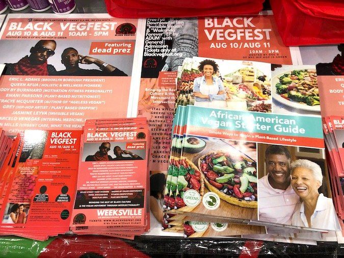 Black Vegfest Brooklyn 2019
