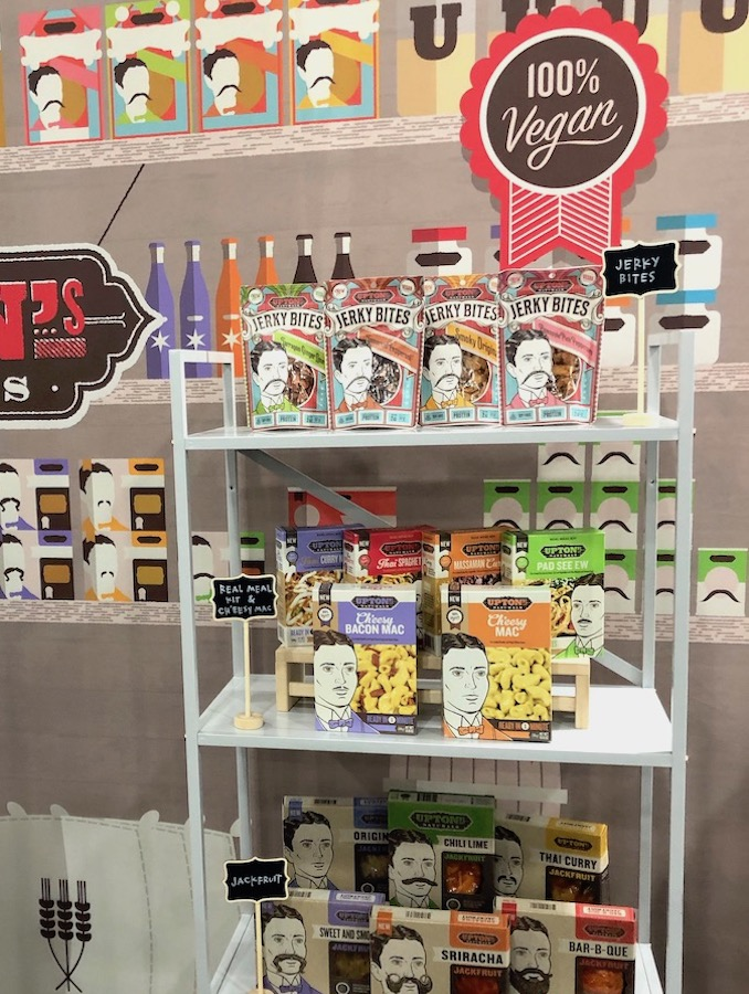 Upton's vegan products