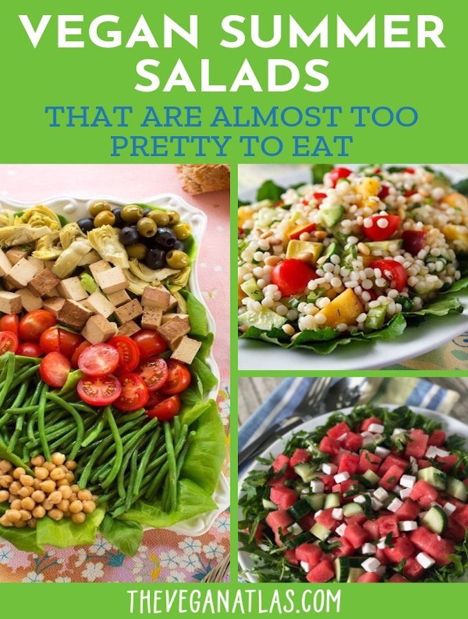 Vegan Summer Salads