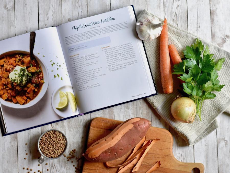 Compassionate Cuisine by Linda Soper-Kolton and Sara Boan