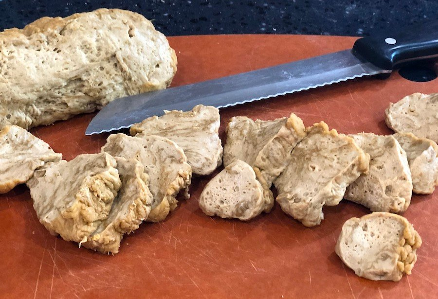 how to make seitan from scratch
