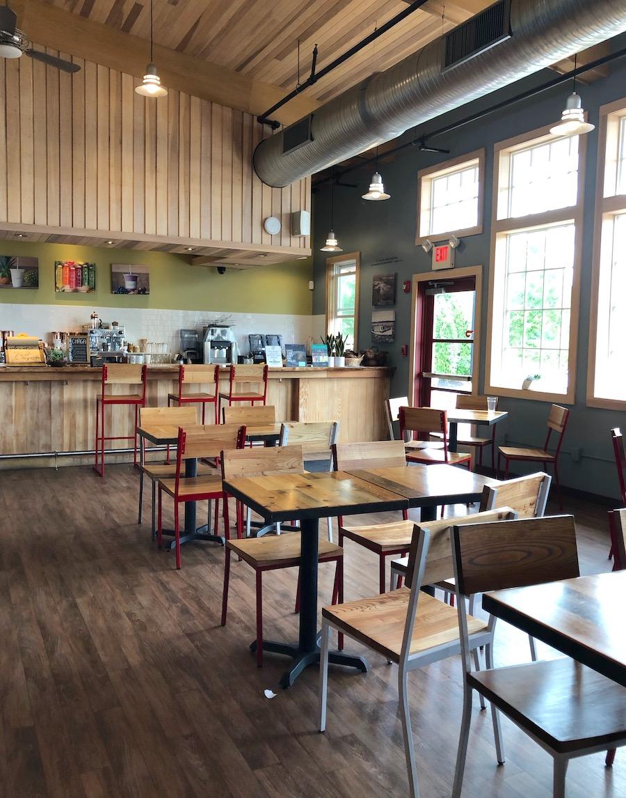 Pulse Café Hadley, MA