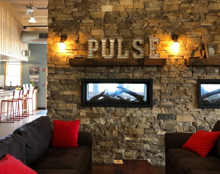 Pulse Café, Hadley MA