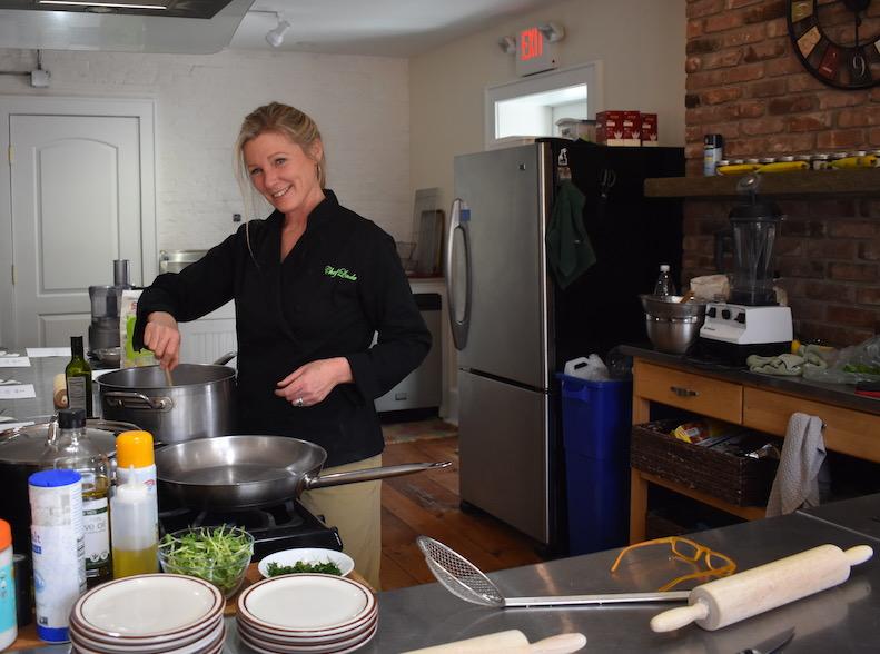Chef Linda Soper-Kolton
