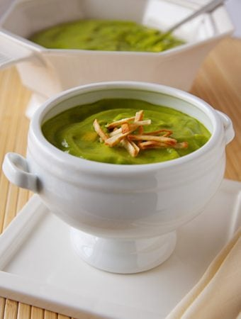Cold Avocado Soup recipe