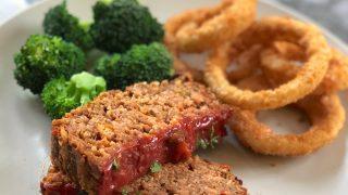 Beyond® Beef meatless meatloaf