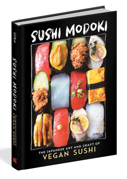Sushi Modoki - The Art of Vegan Sushi