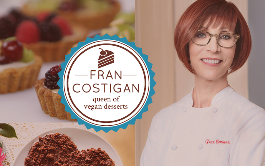 Fran Costigan, the queen of vegan desserts