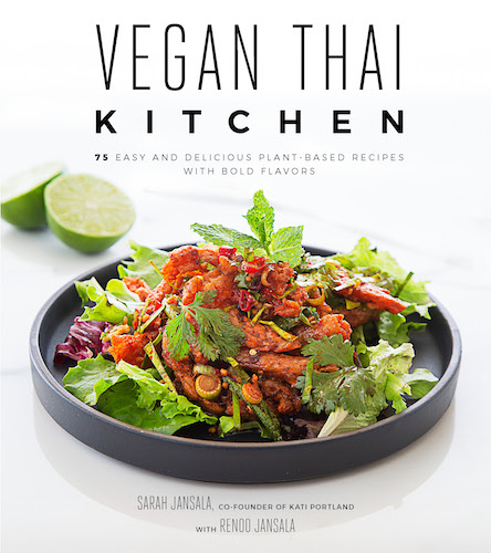 Vegan Thai Kitchen by Sarah Jansala