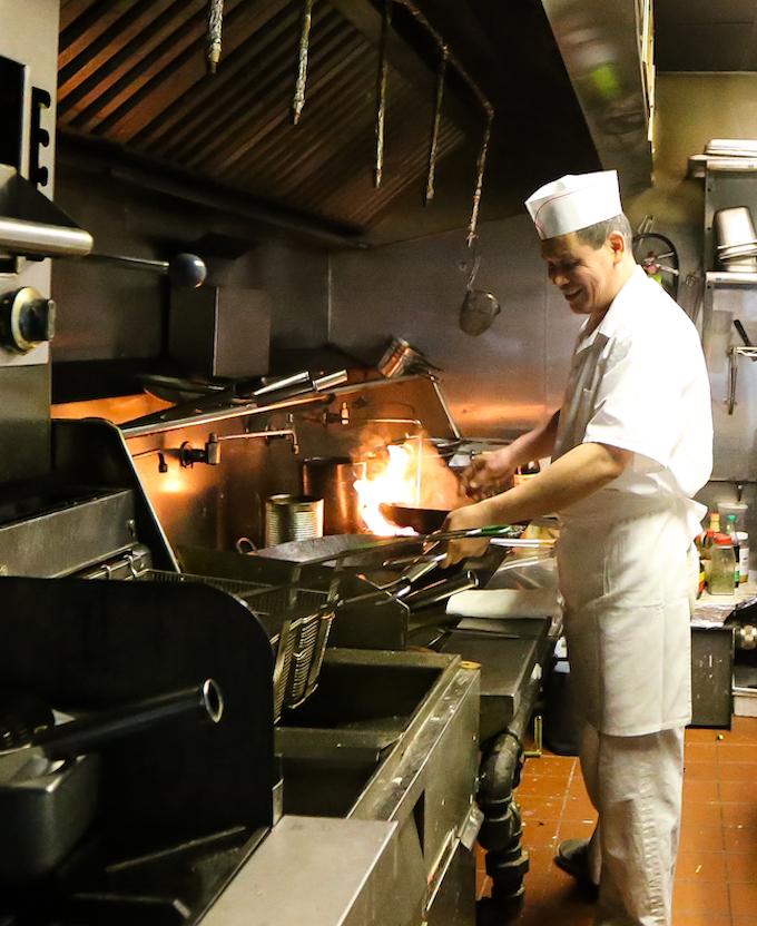 Pure city Pine Bush chef