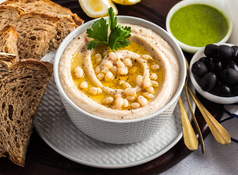White Bean Dip (cannellini or great northern)