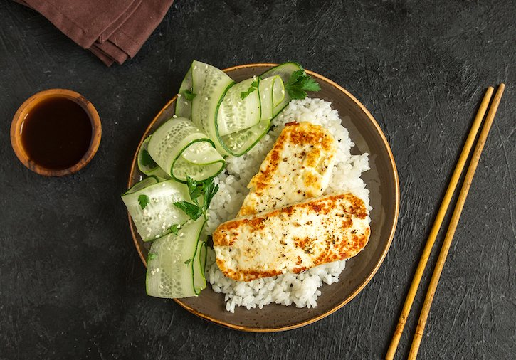 Lemon Pepper Tofu Cutlets
