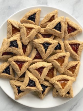 Vegan Hamantaschen recipe