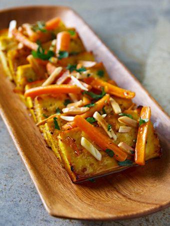 Citrus-Roasted Tofu