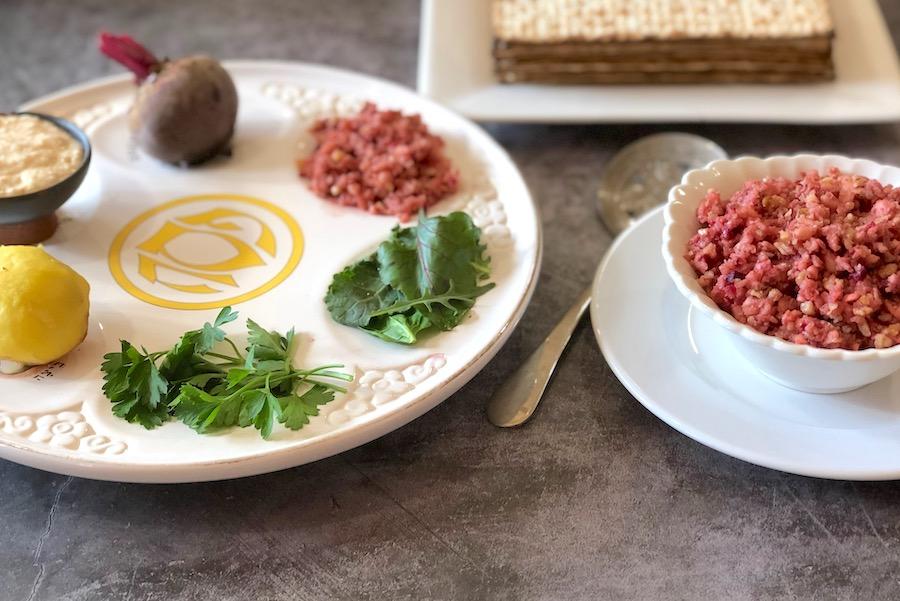 Haroset Recipe for Passover
