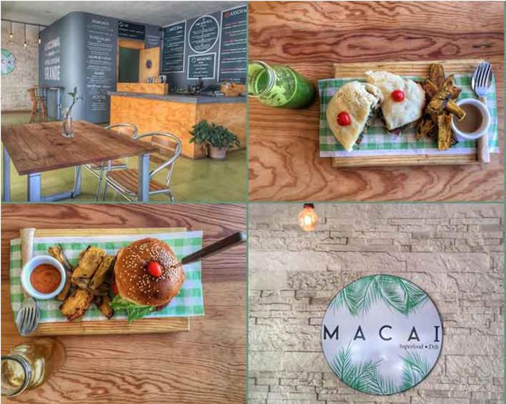 Macai Superfood Deli Puerto Vallarta