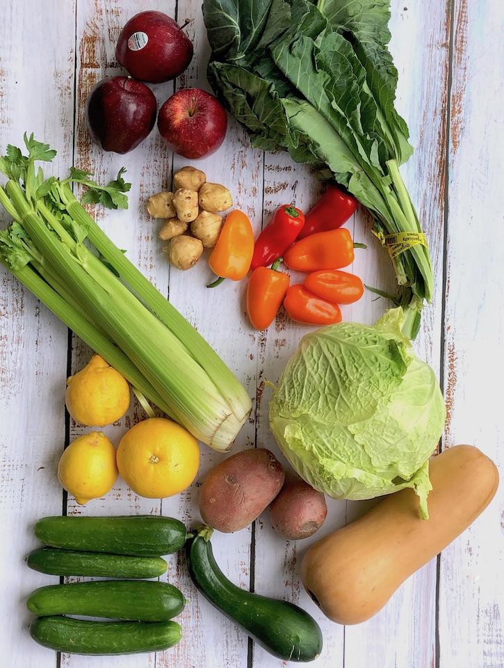 Misfits Market organic produce