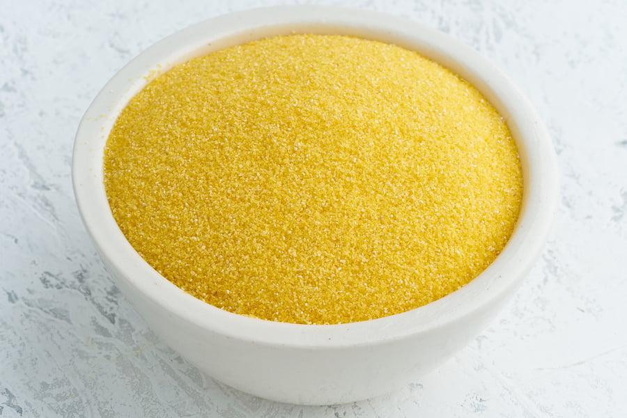 Coarse cornmeal - polenta