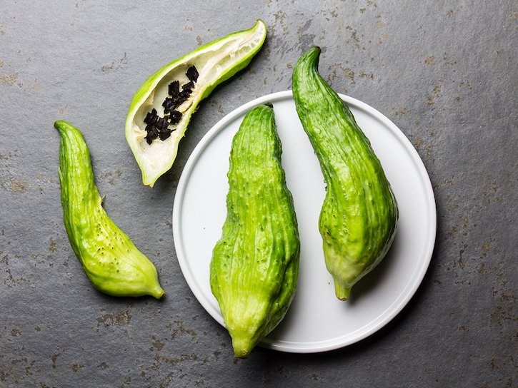Caigua — Latin American vegetable