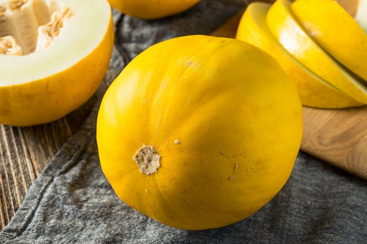 Organic Canary Melon
