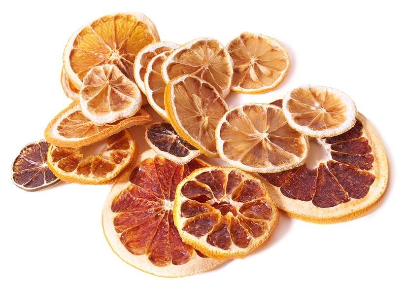 Dried Citrus Fruit