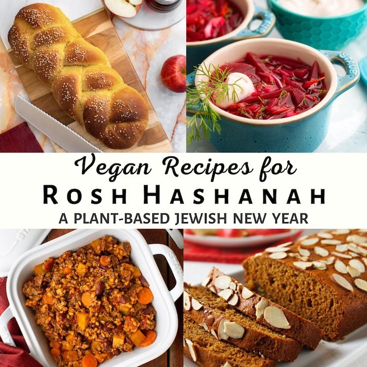Rosh Hashanah - Jewish New Year recipes