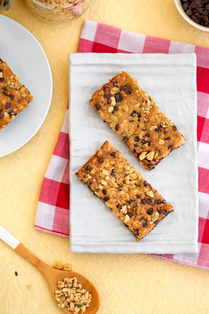 Soft & chewy granola bars sm2