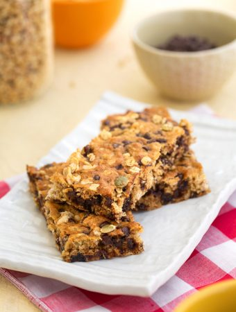Soft & chewy granola bars