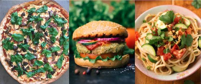 Vegan on a Budget recipes