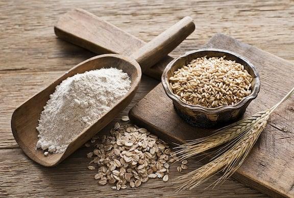 Whole Grain Flours