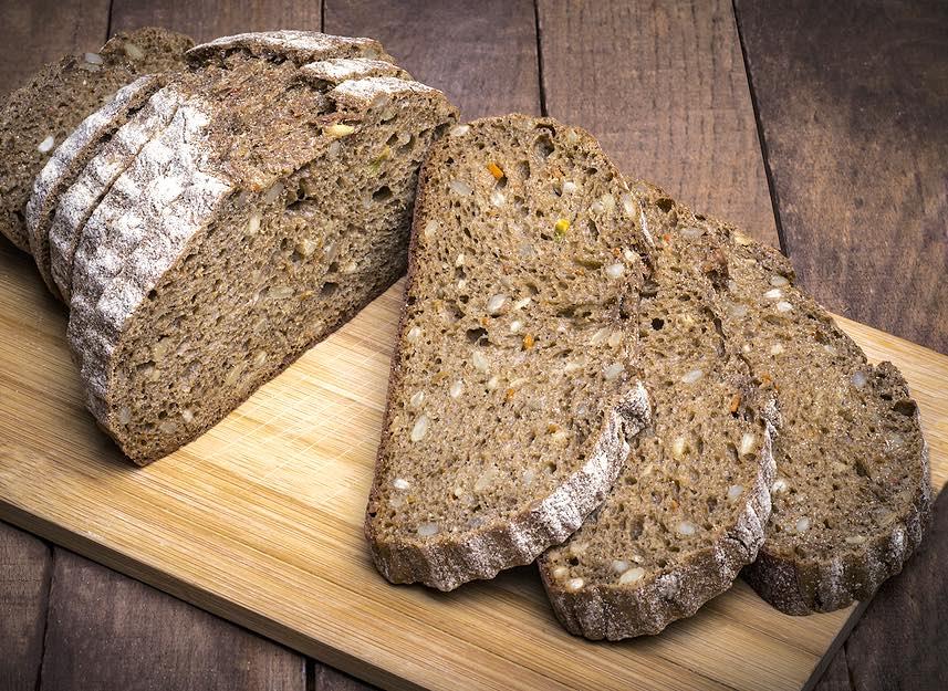 Nutty Whole Grain Bread