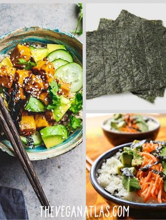 A guide to nori with recipes that aren's sushi